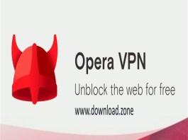 Opera VPN Pictures