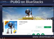 PUBG on BlueStacks