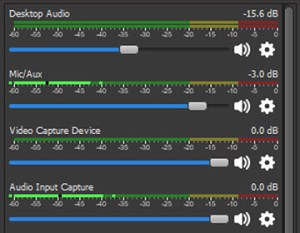 An Intuitive audio mixer with per-source filters such as noise gate, noise suppression, and gain. Take full control with VST plugin support