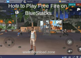 free-fire-on-bluestacks