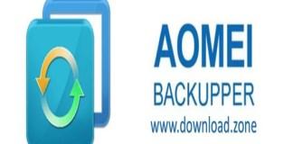 AOMEI Backupper Picture