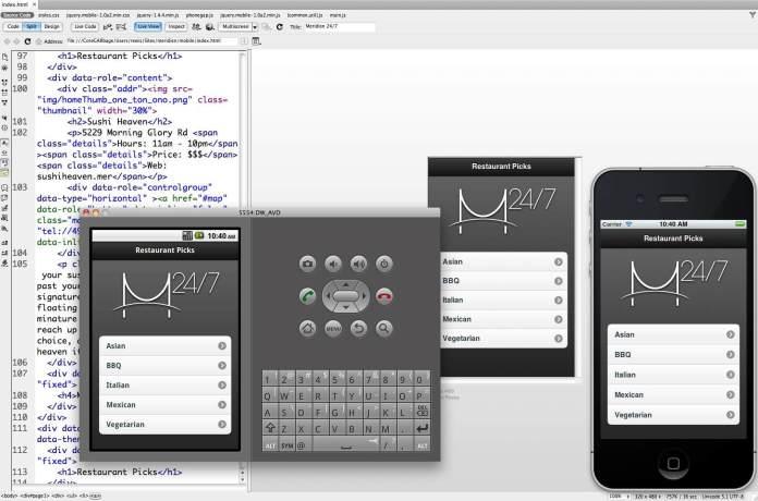 Adobe-Dreamweaver-Phonegap