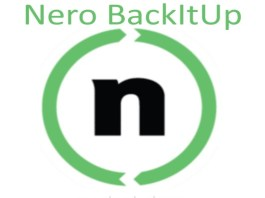 Nero BackItUp software