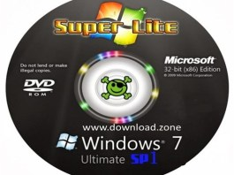 Windows 7 Super Lite