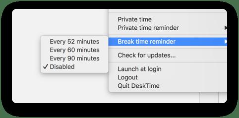 pomodoro timer feature