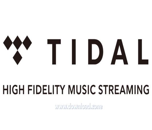 tidal desktop logo