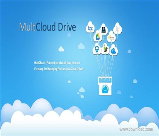 MultCloud web app service to access multiple cloud storage