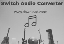 Switch Audio Converter