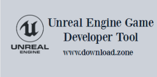 Unreal Engine Game Development Tool