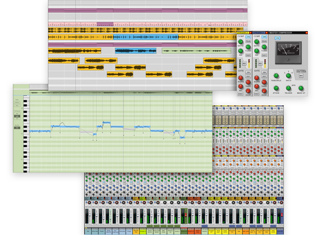 mix-recording-functions