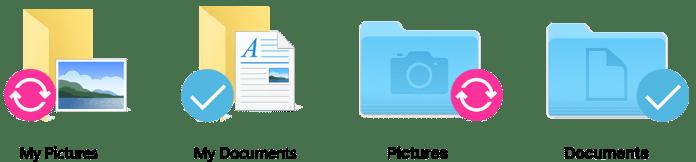 Sync any folder
