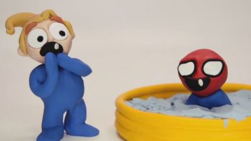 Clay animation, types of animation