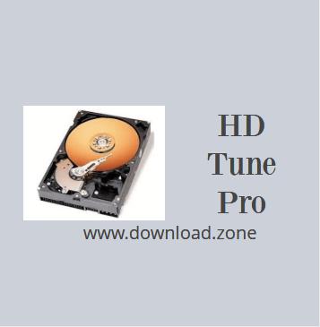 HD Tune Pro Picture