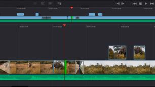 davinci-resolve-software-showing-dual-timeline
