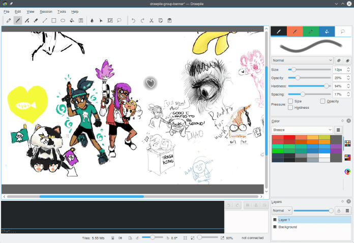 Drawing Program