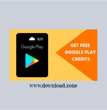 Get Free Google Play Credits