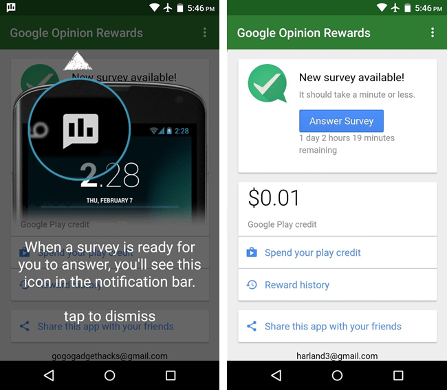 Google-play-store-Opinion-Rewards
