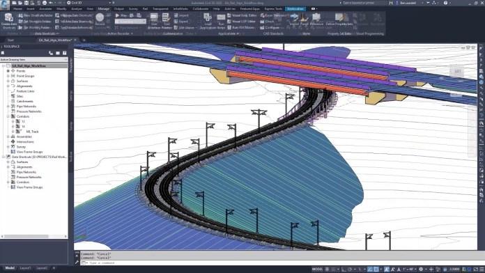 Civil 3d Software