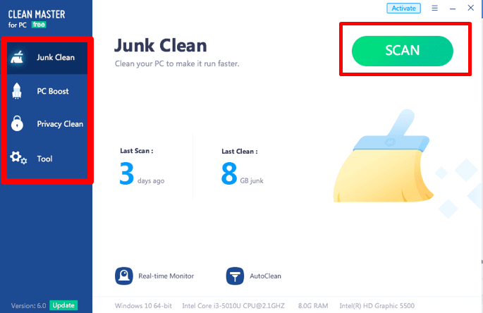 Clean-Master-Features-in-pc-version