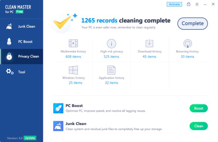 Program Clean