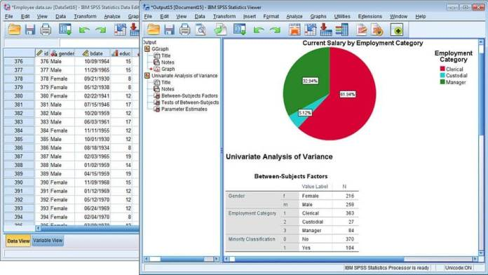 Statistical Viewer