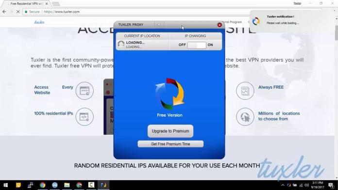 Tuxler VPN For Chrome