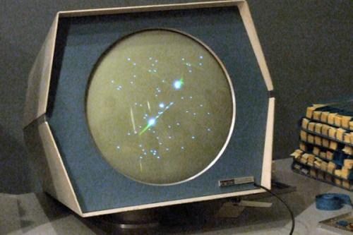 spacewar video game