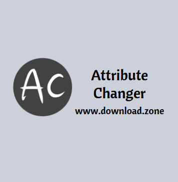 Attribute Changer Free Download