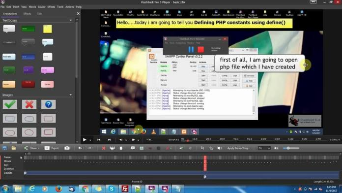 Flashback Pro 5 Video Recording software