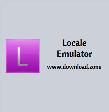 Locale Emulator For PC