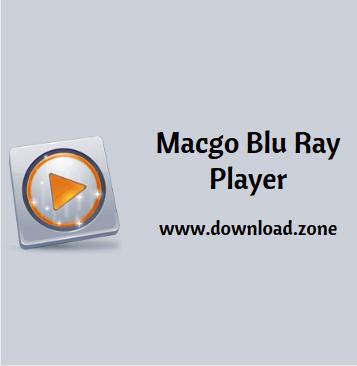 Macgo Blu Ray Player Software