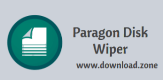Paragon Disk Wiper Software