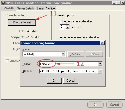 lame MP3 Encoder Software