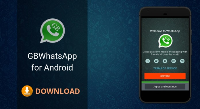 GBWhatsApp Restore Messages