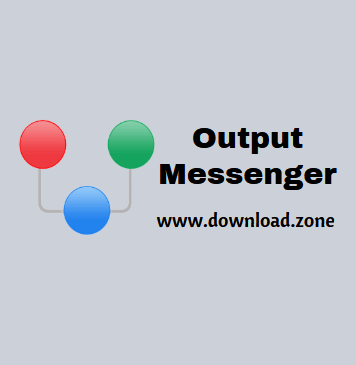 Output Messenger For PC