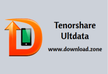 Tenorshare Ultdata Data Recovery Software