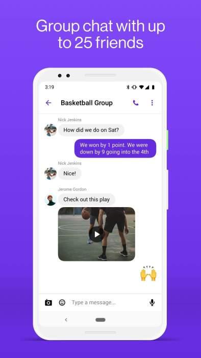 free groupchat