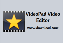videopad video editor software