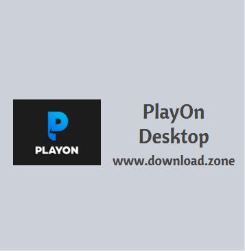 PlayOn Desktop Software Free Download