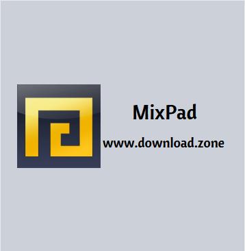 MixPad Music Mixer Free Download