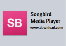 Songbird Media Player Free Download