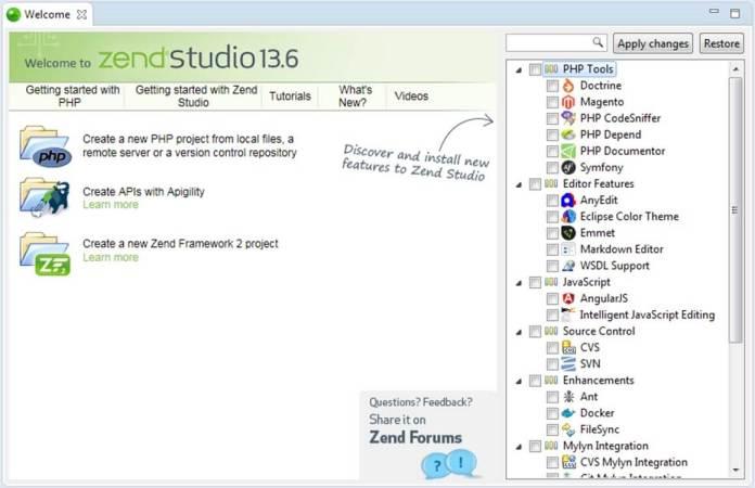 zend-studio