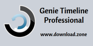 Genie Timeline Professional Software Free Download