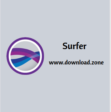 Surfer 3D Surface Software Free Download