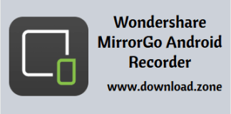 Wondershare MirrorGo Software Free Download