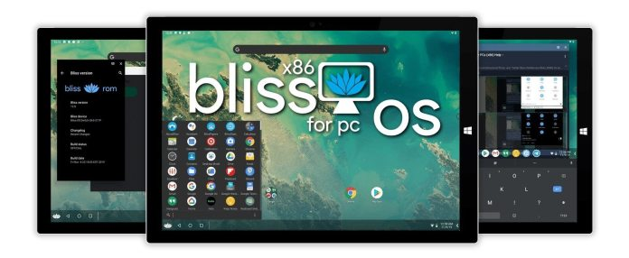 bliss-os-android-10-x86-bit