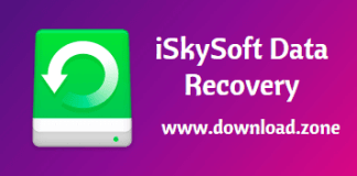iSkySoft Data Recovery Software Free Download