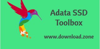 Adata SSD Toolbox Software For PC