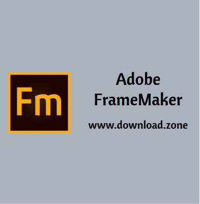 Adobe FrameMaker Software Free Download