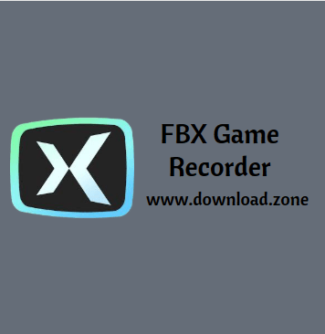 FBX Game Recorder Software For PC